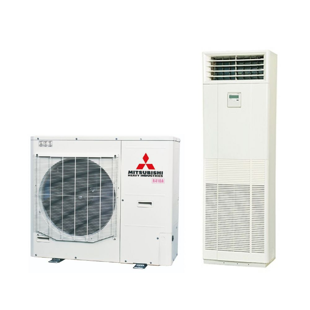 Mitsubishi Heavy Industries Air Conditioning FDF100VD1 Floor Mounted Heat Pump Inverter 9Kw/30000Btu A+ 240V~50Hz